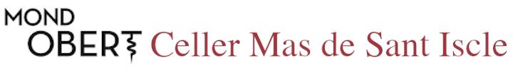 Celler Mas de Sant Iscle Logo